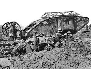 El Tanque de Guerra