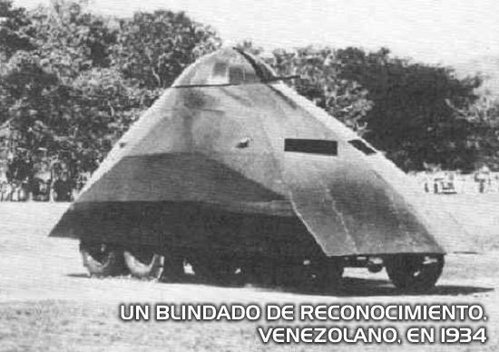 Escuela de Caballeria y Blindado. Venezuela